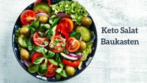Ketogene Ernährung Salat Ideen