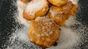 Ketogene Quarkbällchen ohne Zucker, glutenfrei und für die ketogene Ernährung