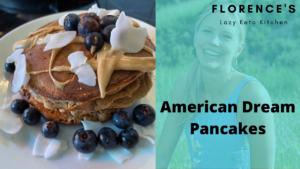 Protein pancakes ohne Zucker und Gluten für die ketogene Ernährung